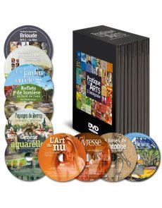 Coffret édition luxe 10 DVD Pratique des Arts