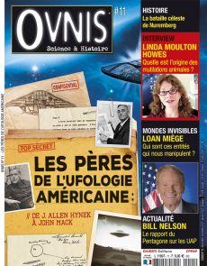 Les pères de l'ufologie américaine - Ovnis 11