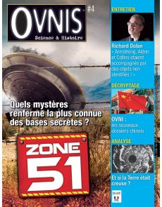 OVNIS 04 - Zone 51 : quels mystères renferme la plus connue des bases secrètes ?