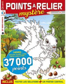Points à Relier Mystère 6 - Thèmes émission, Islande, Danse, Contes, Dans la forêt....