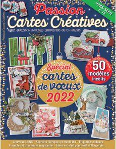 Spécial Vœux 2022 - Passion Cartes Créatives Hors-série 15