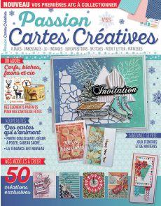 Passion Cartes Créatives 55 - Vos modèles de cartes à créer