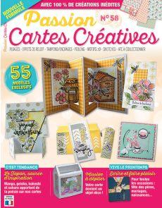 Passion Cartes Créatives 58 - Vos modèles exclusifs