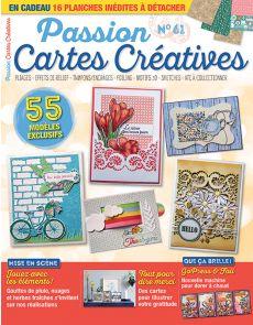 Passion Cartes Créatives 61 - Vos modèles exclusifs