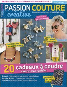 Des idées cadeau à coudre - Passion Couture créative hors-série numéro 7