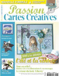 Passion Cartes créatives n°27