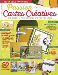 Passion Cartes Créatives numéro 41 - Personnalisez vos enveloppes et vos cartes !