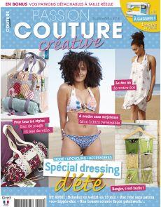Hors-série n°4 - Spécial Dressing d'été - Passion Couture Créative