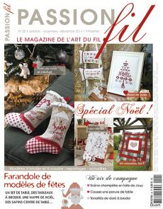 Passion Fil n°25 - Spécial Noël