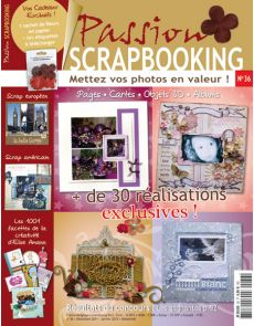 Passion Scrapbooking n°36