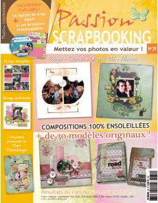 Passion Scrapbooking n°39