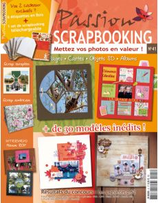 Passion Scrapbooking n°41