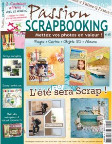 Passion Scrapbooking n°45