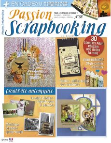 Passion Scrapbooking n°58