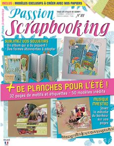 Passion Scrapbooking n°81