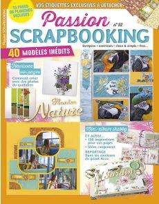 Passion Scrapbooking 92 - Vos modèles d'inspiration