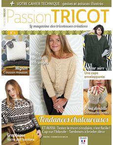 Passion Tricot n°4 - Tendances chaleureuses