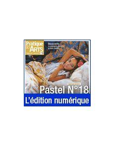 Téléchargement du Cahier spécial Pastel n°18 - Pratique des Arts