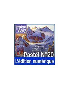 Téléchargement du Cahier spécial Pastel n°20 - Pratique des Arts