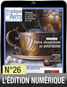 Téléchargement du Cahier spécial Pastel n°26 - Pratique des Arts
