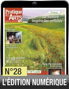 Téléchargement du Cahier spécial Pastel n°28 - Pratique des Arts