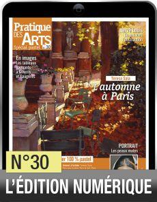 Téléchargement du Cahier spécial Pastel n°30 - Pratique des Arts