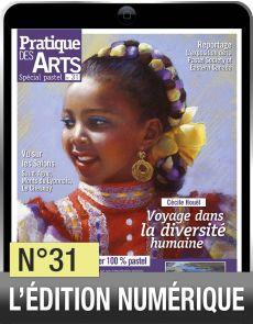 Téléchargement du Cahier spécial Pastel n°31 - Pratique des Arts