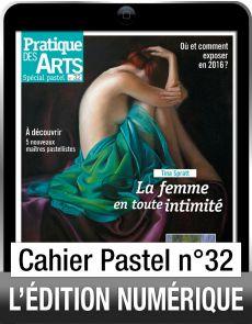Téléchargement du Cahier spécial Pastel n°32 - Pratique des Arts