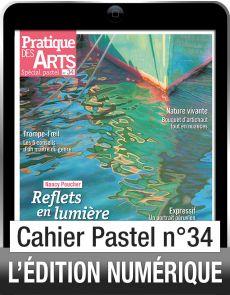 Téléchargement du Cahier spécial Pastel n°34 - Pratique des Arts