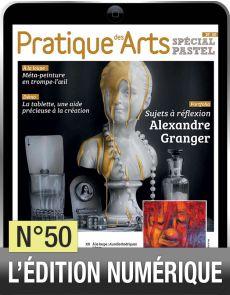 TELECHARGEMENT - Cahier Spécial Pastel 50 - Pratique des Arts