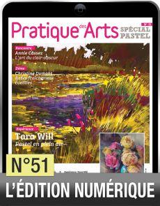 TELECHARGEMENT - Cahier Spécial Pastel 51 - Pratique des Arts