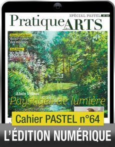 TÉLÉCHARGEMENT - Cahier spécial PASTEL 64 - Pratique des Arts