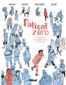 BD Patient zéro - À l'origine du coronavirus en France