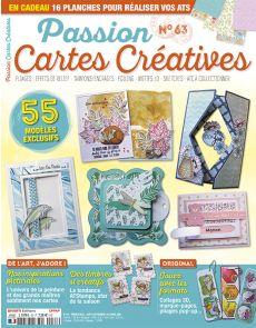 Passion Cartes Créatives 63 - 55 modèles exclusifs