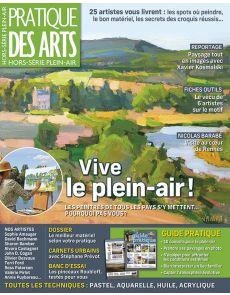 Spécial PLEIN AIR - Pratique des Arts Hors-série 55