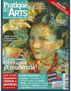 Pratique des Arts n°108