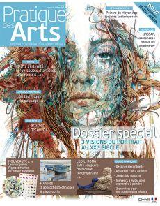 Pratique des Arts n°128 avec un guide pratique de 32 pages + un supplément spécial DESSIN