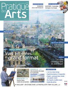 Pratique des Arts n°131 - Entrez dans l'atelier des artistes