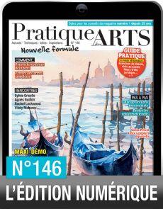 TELECHARGEMENT : Pratique des Arts numéro 146