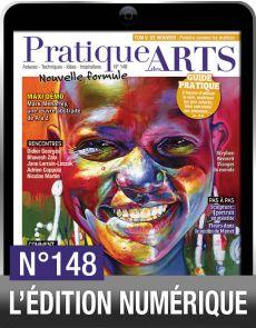TÉLÉCHARGEMENT : Pratique des Arts 148 en version numérique