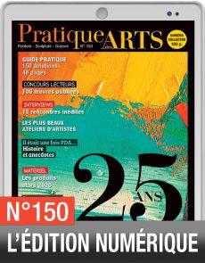 TÉLÉCHARGEMENT : Pratique des Arts 150 en version numérique