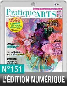 TÉLÉCHARGEMENT : Pratique des Arts 151 en version numérique