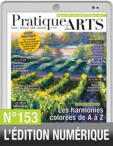 TÉLÉCHARGEMENT : Pratique des Arts 153 en version numérique