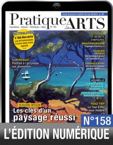 TÉLÉCHARGEMENT : Pratique des Arts 158 en version numérique
