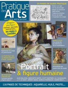 PDA Hors série n°37 Portrait et figure humaine