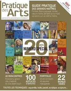 Bookzine des 20 ANS de Pratique des Arts