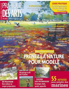 PDA Hors série n°40 Spécial Paysage : prenez la nature pour modèle