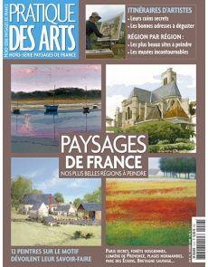 PDA Hors-série n°21P Paysages de France + DVD