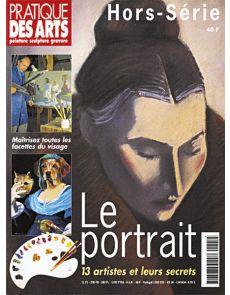PDA Hors-série n°3 Le portrait