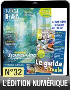 Téléchargement Hors série HUILE n°32 Pratique des Arts